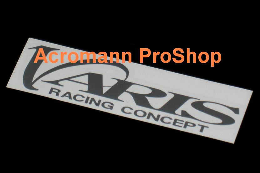 Varis Racing Concept Bonnet Decal x 1 pc
